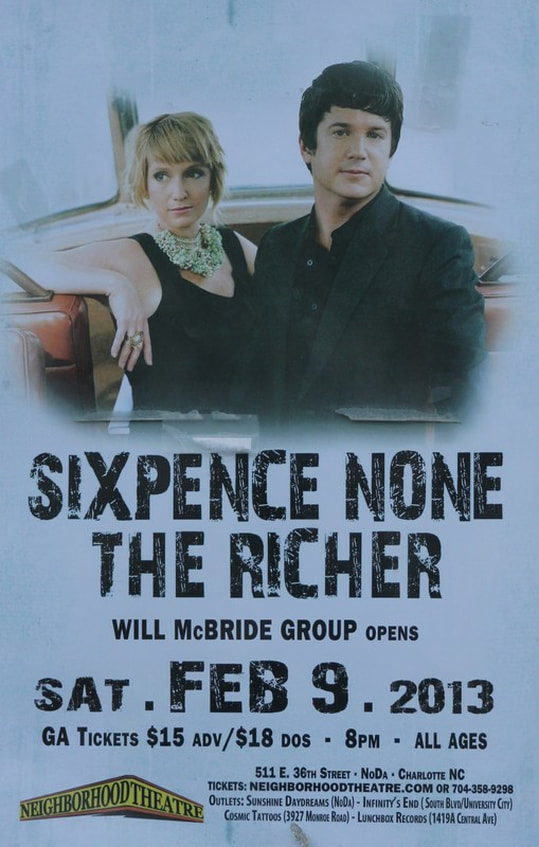 Sixpence Will McBride Group